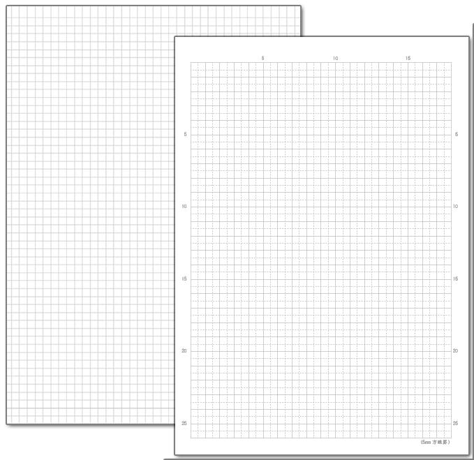 本文罫線の画像