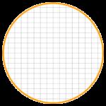 本文が5mm罫線(リード罫なし)タイプのノートを作ります。