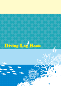 HNオリジナルの商品「nn018_diving-02」の表紙デザインの画像です。