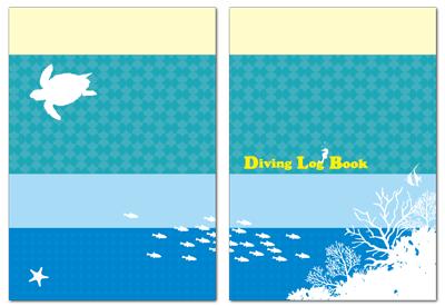 nn018_diving-01の表紙と裏表紙のイメージ画像です。