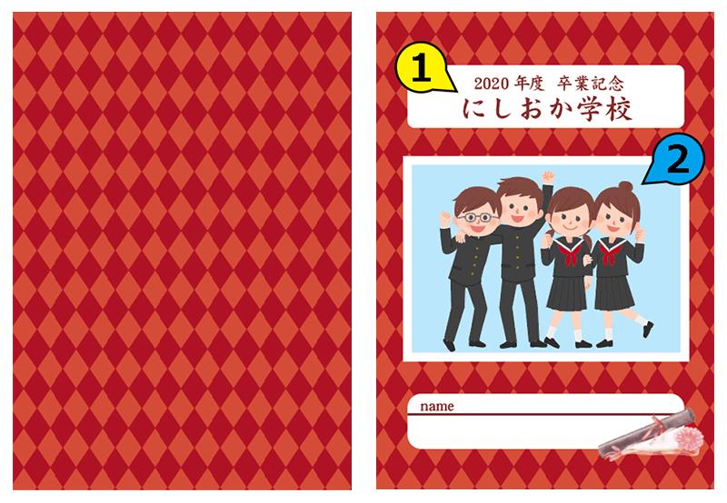 nc029_sotsugyo-01の表紙と裏表紙のイメージ画像です。
