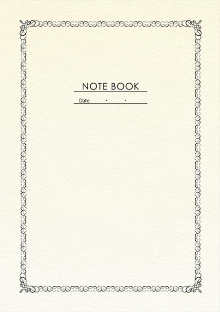 HNオリジナルの商品「nn028_basic-03」の表紙デザインの画像です。